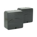 Фотоэлементы / передатчик, приемник / накладные, дальность 20 м CAME 001DELTA-E