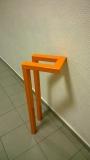 Защитное ограждение для стойки считывателя (для бетонирования) С3