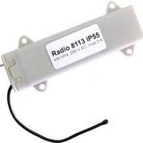 Радиоуправление одноканальное в короб Radio 8113 IP55