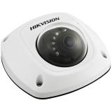 1.3Мп Купольная компактная вандалозащищенная IP-камера день/ночь DS-2CD2512F-IS