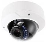 Уличная купольная IP-камера с ИК-подсветкой до 30м DS-2CD2722FWD-IS