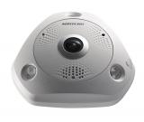 3Мп fisheye IP-камера с ИК-подсветкой до 15м DS-2CD6332FWD-IS