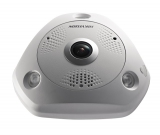 3Мп fisheye IP-камера с ИК-подсветкой до 15м DS-2CD6332FWD-IVS
