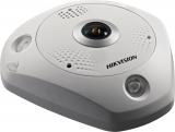 6Мп fisheye IP-камера с ИК-подсветкой до 15м DS-2CD6362F-IS