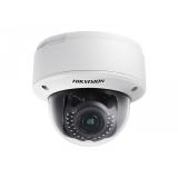 2Мп FullHD 1080P Интеллектуальная уличная IP-камера с механическим ИК-фильтром, c ИК-подсветкой до 30м iDS-2CD6124FWD-I/H