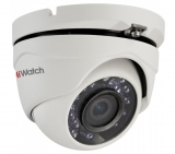 1Мп уличная купольная HD-TVI камера с ИК-подсветкой до 20м DS-T103