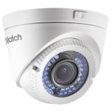 1.3Мп уличная купольная HD-TVI камера с ИК-подсветкой до 40м DS-T119