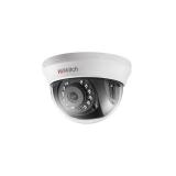 2Мп внутренняя купольная HD-TVI камера с ИК-подсветкой до 20м DS-T201