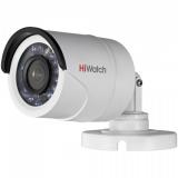 2Мп уличная цилиндрическая HD-TVI камера с ИК-подсветкой до 20м DS-T200