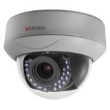 2Мп внутренняя купольная HD-TVI камера с ИК-подсветкой до 30м DS-T227