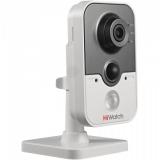 1Мп внутренняя IP-камера c ИК-подсветкой до 10м и Wi-Fi DS-N241W (2.8 mm)