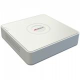 4-х канальный гибридный HD-TVI регистратор для аналоговых DS-H104Q