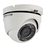 1Мп уличная купольная HD-TVI камера с ИК-подсветкой до 20м DS-2CE56C0T-IRM
