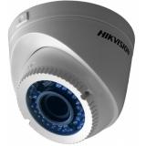 1Мп уличная купольная HD-TVI камера с ИК-подсветкой до 40м DS-2CE56C2T-VFIR3
