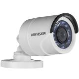2Мп уличная цилиндрическая HD-TVI камера с ИК-подсветкой до 20м DS-2CE16D1T-IR