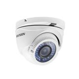 2Мп внутренняя купольная HD-TVI камера с ИК-подсветкой до 30м DS-2CE56D1T-VFIR