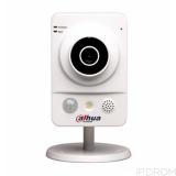 Миниатюрная IP видеокамера 1,3MP c POE DH-IPC-K15AP