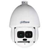 Уличная скоростная купольная PTZ IP видеокамера c Автотрекингом DH-SD6AL230F-HNI-IR