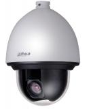 Уличная скоростная купольная PTZ IP видеокамера c Автотрекингом DH-SD65F230F-HNI