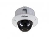 Внутренняя скоростная купольная PTZ IP видеокамера 2MP DH-SD42C212T-HN