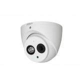 Купольная антивандальная HDCVI видеокамера 1080P DH-HAC-HDW1200EMP-A-0360B