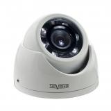 Купольная цветная видеокамера,1,0 Mpix SVC-D89 объектив 2,8