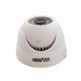 Купольная цветная видеокамера 2 Mpix SVC-D892 объектив 2,8 с UTC