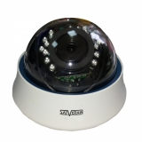 Купольная цветная видеокамера 2 Mpix SVC-D692V объектив 2,8-12мм c UTC