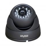 Купольная цветная антивандальная видеокамера 1 Mpix SVC-D29 объектив 2,8