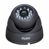 Купольная цветная антивандальная видеокамера 1 Mpix SVC-D29 объектив 2,8 с OSD