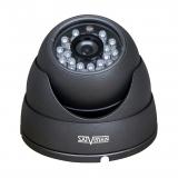 Купольная цветная антивандальная видеокамера 1 Mpix SVC-D292 объектив 3,6