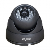 Купольная цветная антивандальная видеокамера 1 Mpix SVC-D292 объектив 3,6 с UTC