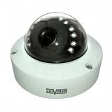 Купольная цветная антивандальная видеокамера 2 Mpix SVC-D192 объектив 3,6 c UTC