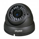 Купольная цветная антивандальная видеокамера 1 Mpix SVC-D39V объектив 2,8-12мм с OSD