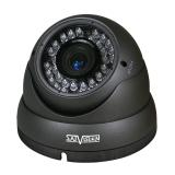 Купольная цветная антивандальная видеокамера 1,3 Mpix SVC-D391V объектив 2,8-12мм