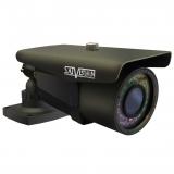 Цветная уличная видеокамера 1 Mpix SVC-S69V объектив 2,8-12 мм с OSD