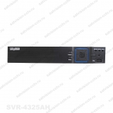 Цифровой гибридный видеорегистратор 4 канала SVR-4325AH
