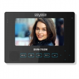"Цветной, 7"" TFT LCD монитор, Hand Free SVM-702M"
