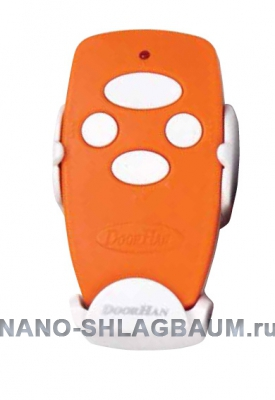 doorhan transmitter 4-orange