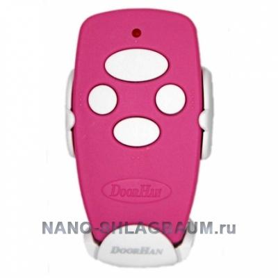 doorhan transmitter 4-pink