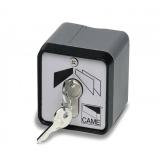 Ключ-выключатель с защитой цилиндра, накладной CAME 001SET-J