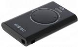 Брелок-передатчик XT2 868 SLH LR 868 МГц 2-канальный SLH код, функция MASTER-SLAVE, черного цвета FAAC XT2 868 SLH LR 868 МГц 7870091