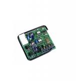 Радиоприемник 2-канальный встраиваемый в разъем RP 433 МГц  память на 250 пультов с кодировкой RC FAAC RP 433 МГц 787742