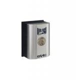 Ключ выключатель Т10 Е, комбинация №1 монтаж в стойку или на стену с одним микровыключателем FAAC Т10Е 401019001