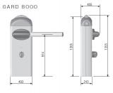 Автоматический шлагбаум CAME GARD 8000/8, 8 м