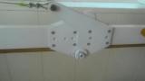 Механизм складывания стрелы из профиля 60х21 (на 180°С) ФАНТОМ MSS Р(60)-180