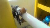 Система откидывания стрелы с регулировкой усилия удержания и угла откидывания ФАНТОМ SO