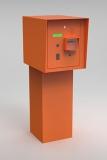 Выездная стойка для автоматической парковочной системы