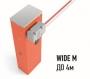 купить автоматический шлагбаум widem4kit/ru01, 4,15 м