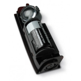 Фотоэлементы с поворотной оптикой на 210°, один фотоэлемент беспроводной (батарейка FTA1 или FTA2) NICE FT210
